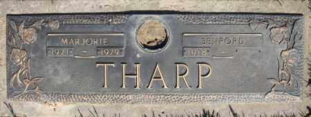 THARP, MARJORIE - Faulkner County, Arkansas | MARJORIE THARP - Arkansas Gravestone Photos