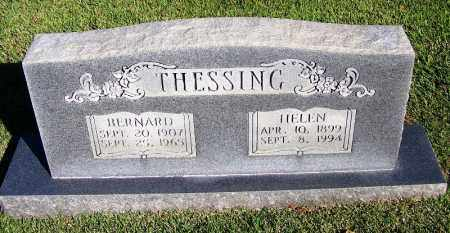 THESSING, HELEN - Faulkner County, Arkansas | HELEN THESSING - Arkansas Gravestone Photos