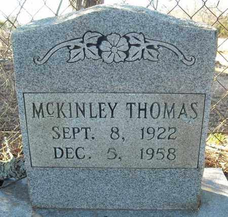 THOMAS, MCKINLEY - Faulkner County, Arkansas | MCKINLEY THOMAS - Arkansas Gravestone Photos