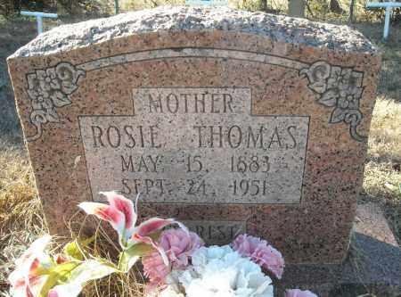 THOMAS, ROSIE - Faulkner County, Arkansas | ROSIE THOMAS - Arkansas Gravestone Photos