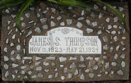 THOMPSON, JAMES S. - Faulkner County, Arkansas | JAMES S. THOMPSON - Arkansas Gravestone Photos