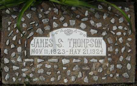 THOMPSON, JAMES SAMUEL - Faulkner County, Arkansas | JAMES SAMUEL THOMPSON - Arkansas Gravestone Photos