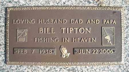 TIPTON, BILL - Faulkner County, Arkansas   BILL TIPTON - Arkansas Gravestone Photos
