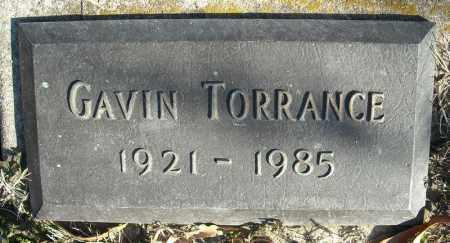 TORRANCE, GAVIN - Faulkner County, Arkansas | GAVIN TORRANCE - Arkansas Gravestone Photos