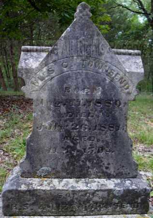 TOWNSEND, ULES C. - Faulkner County, Arkansas | ULES C. TOWNSEND - Arkansas Gravestone Photos