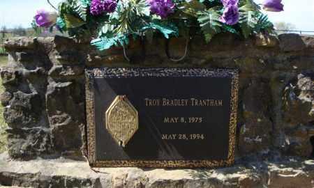 TRANTHAM, TROY BRADLEY - Faulkner County, Arkansas | TROY BRADLEY TRANTHAM - Arkansas Gravestone Photos