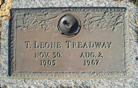 TREADWAY, T. LEONE - Faulkner County, Arkansas | T. LEONE TREADWAY - Arkansas Gravestone Photos