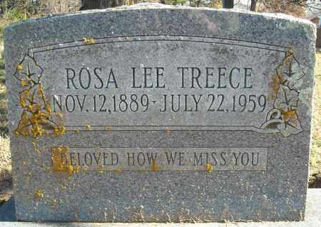 TREECE, ROSA LEE - Faulkner County, Arkansas | ROSA LEE TREECE - Arkansas Gravestone Photos