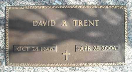 TRENT, DAVID R. - Faulkner County, Arkansas | DAVID R. TRENT - Arkansas Gravestone Photos