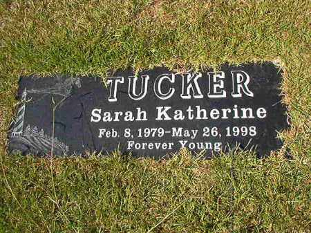 TUCKER, SARAH KATHERINE - Faulkner County, Arkansas | SARAH KATHERINE TUCKER - Arkansas Gravestone Photos