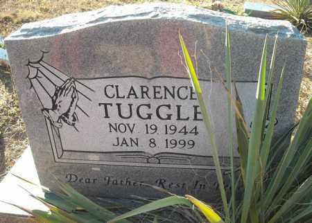 TUGGLE, CLARENCE - Faulkner County, Arkansas | CLARENCE TUGGLE - Arkansas Gravestone Photos