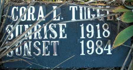 TUGGLE, CORA L. - Faulkner County, Arkansas | CORA L. TUGGLE - Arkansas Gravestone Photos