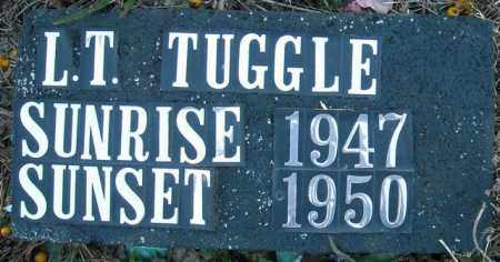 TUGGLE, L.T. - Faulkner County, Arkansas | L.T. TUGGLE - Arkansas Gravestone Photos