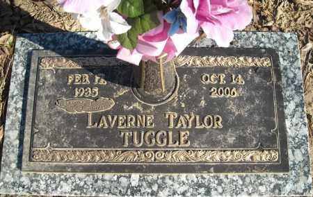 TAYLOR TUGGLE, LAVERNE - Faulkner County, Arkansas | LAVERNE TAYLOR TUGGLE - Arkansas Gravestone Photos