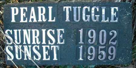 TUGGLE, PEARL - Faulkner County, Arkansas | PEARL TUGGLE - Arkansas Gravestone Photos