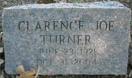 TURNER, CLARENCE JOE - Faulkner County, Arkansas | CLARENCE JOE TURNER - Arkansas Gravestone Photos
