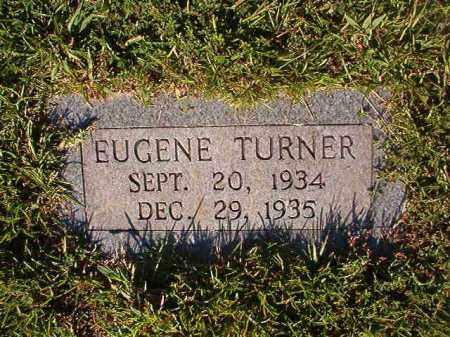 TURNER, EUGENE - Faulkner County, Arkansas | EUGENE TURNER - Arkansas Gravestone Photos