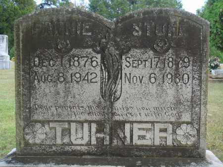 TURNER, STONE - Faulkner County, Arkansas | STONE TURNER - Arkansas Gravestone Photos