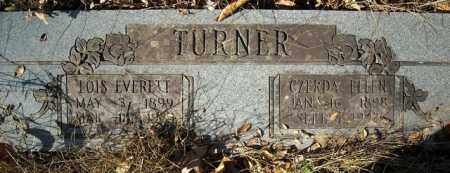 TURNER, LOIS EVERETT - Faulkner County, Arkansas | LOIS EVERETT TURNER - Arkansas Gravestone Photos