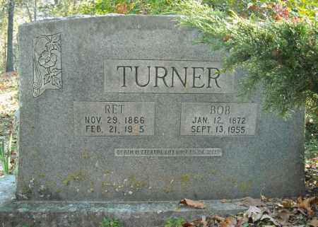 TURNER, ANNA ALVA RHETTA - Faulkner County, Arkansas | ANNA ALVA RHETTA TURNER - Arkansas Gravestone Photos
