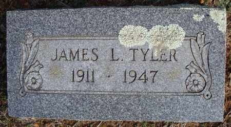 TYLER, JAMES L. - Faulkner County, Arkansas | JAMES L. TYLER - Arkansas Gravestone Photos