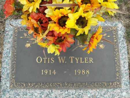 TYLER, OTIS W. - Faulkner County, Arkansas | OTIS W. TYLER - Arkansas Gravestone Photos