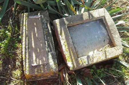 UNKNOWN #1, SINAI - Faulkner County, Arkansas | SINAI UNKNOWN #1 - Arkansas Gravestone Photos