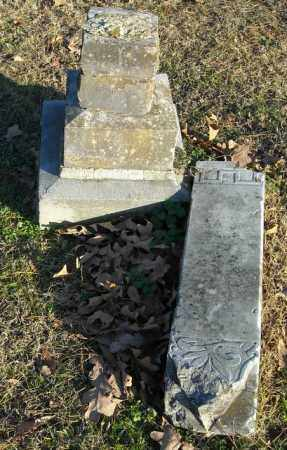 UNKNOWN #1, SALEM BAPTIST - Faulkner County, Arkansas | SALEM BAPTIST UNKNOWN #1 - Arkansas Gravestone Photos