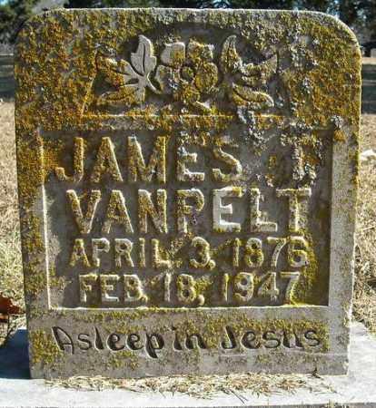 VANPELT, JAMES T. - Faulkner County, Arkansas | JAMES T. VANPELT - Arkansas Gravestone Photos