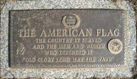 *AMERICAN FLAG MEMORIAL,  - Faulkner County, Arkansas |  *AMERICAN FLAG MEMORIAL - Arkansas Gravestone Photos