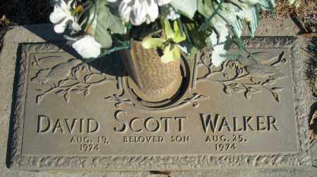 WALKER, DAVID SCOTT - Faulkner County, Arkansas | DAVID SCOTT WALKER - Arkansas Gravestone Photos
