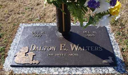 WALTERS, DALTON E. - Faulkner County, Arkansas | DALTON E. WALTERS - Arkansas Gravestone Photos