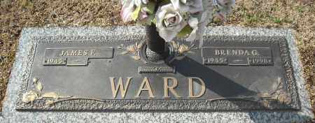 WARD, BRENDA G. - Faulkner County, Arkansas | BRENDA G. WARD - Arkansas Gravestone Photos
