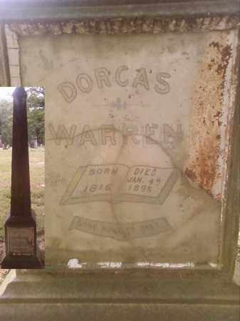 WARREN, DORCAS - Faulkner County, Arkansas | DORCAS WARREN - Arkansas Gravestone Photos
