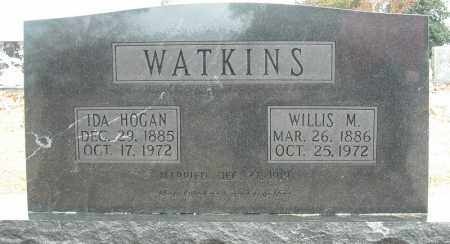 WATKINS, WILLIS M. - Faulkner County, Arkansas | WILLIS M. WATKINS - Arkansas Gravestone Photos