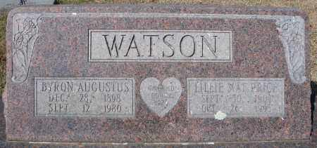 PRICE WATSON, LILLIE MAE - Faulkner County, Arkansas | LILLIE MAE PRICE WATSON - Arkansas Gravestone Photos
