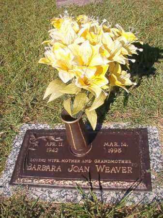 WEAVER, BARBARA JOAN - Faulkner County, Arkansas   BARBARA JOAN WEAVER - Arkansas Gravestone Photos