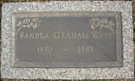 GRAHAM WEST, SANDRA - Faulkner County, Arkansas | SANDRA GRAHAM WEST - Arkansas Gravestone Photos