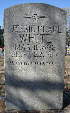 WHITE, JESSIE PEARL - Faulkner County, Arkansas | JESSIE PEARL WHITE - Arkansas Gravestone Photos
