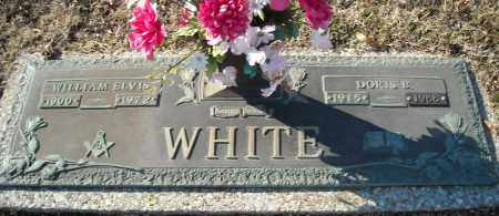 WHITE, DORIS B. - Faulkner County, Arkansas | DORIS B. WHITE - Arkansas Gravestone Photos