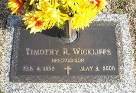 WICKLIFFE, TIMOTHY R. - Faulkner County, Arkansas | TIMOTHY R. WICKLIFFE - Arkansas Gravestone Photos