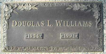 WILLIAMS, DOUGLAS L. - Faulkner County, Arkansas | DOUGLAS L. WILLIAMS - Arkansas Gravestone Photos