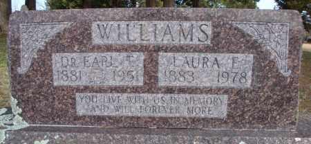 WILLIAMS, DR., EARL T. - Faulkner County, Arkansas | EARL T. WILLIAMS, DR. - Arkansas Gravestone Photos
