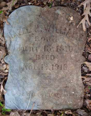WILLIAMS, HAZEL N. - Faulkner County, Arkansas | HAZEL N. WILLIAMS - Arkansas Gravestone Photos
