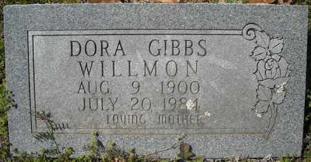 GLOVER WILLMON, DORA - Faulkner County, Arkansas | DORA GLOVER WILLMON - Arkansas Gravestone Photos