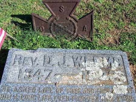 WILMS, REV (VETERAN CSA), D J - Faulkner County, Arkansas | D J WILMS, REV (VETERAN CSA) - Arkansas Gravestone Photos