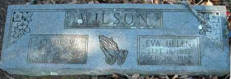 WILSON, CLYDE W. - Faulkner County, Arkansas | CLYDE W. WILSON - Arkansas Gravestone Photos