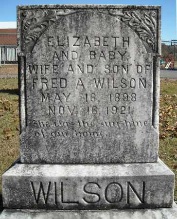 WILSON, BABY BOY - Faulkner County, Arkansas | BABY BOY WILSON - Arkansas Gravestone Photos
