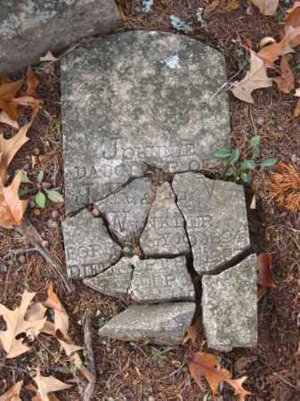 WINKLER, JOHNNIE - Faulkner County, Arkansas | JOHNNIE WINKLER - Arkansas Gravestone Photos