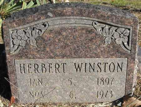 WINSTON, HERBERT - Faulkner County, Arkansas | HERBERT WINSTON - Arkansas Gravestone Photos